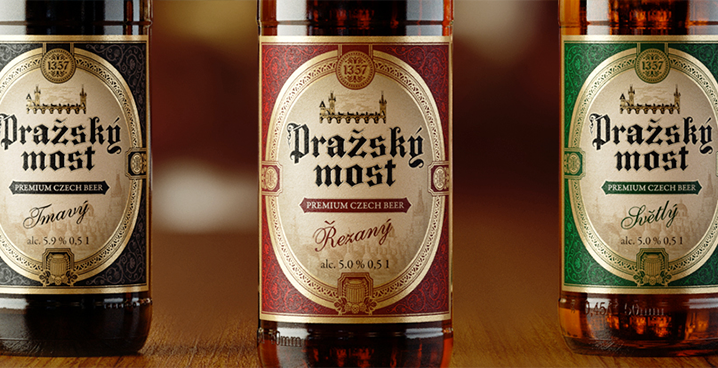 Beer Prazsky Most