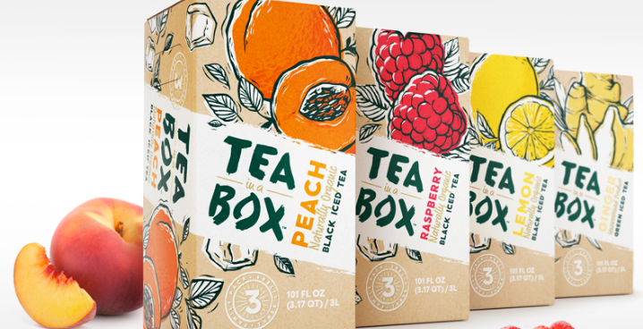 Tea-in-a-box