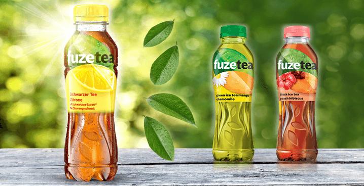 Fuze Tea Design
