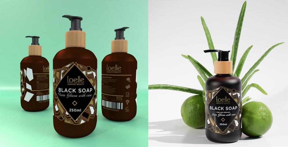 Black Soap of Gahna by Loelle