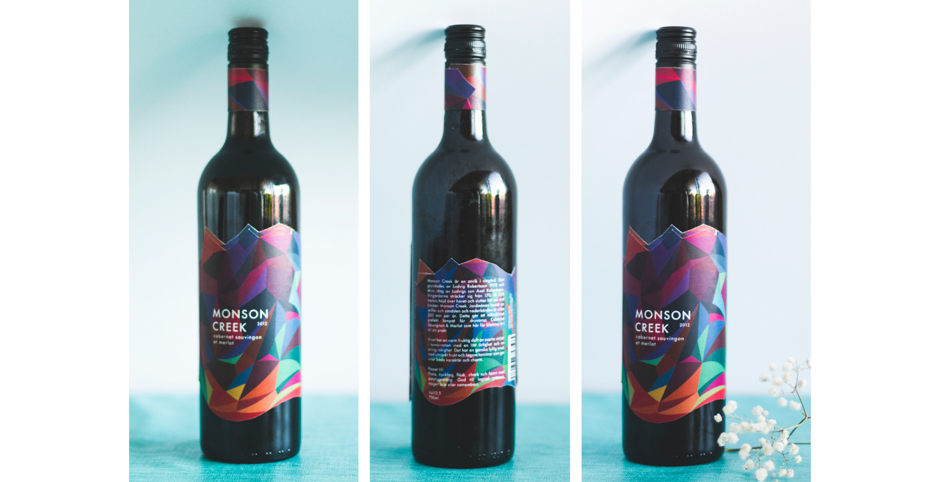 Monson Creek Wine